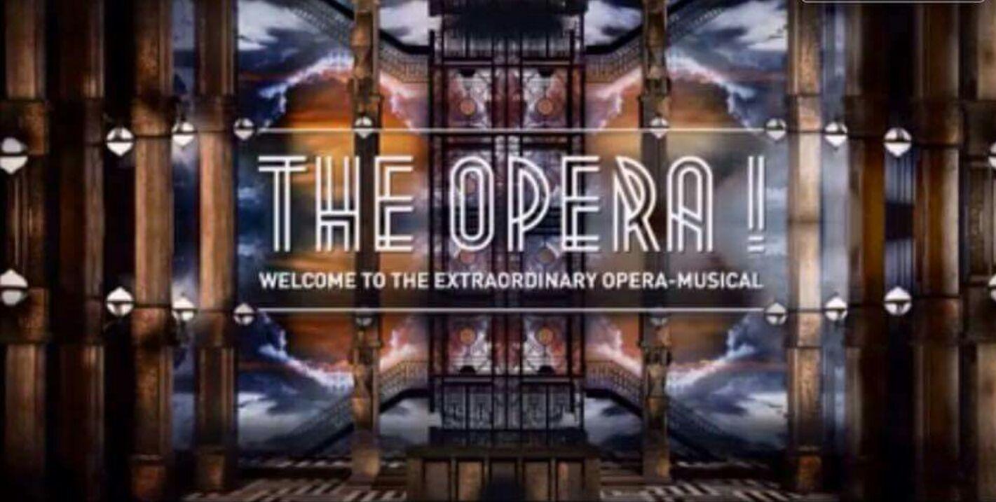 """Royal Opera House Muscat """"The Opera"""""""