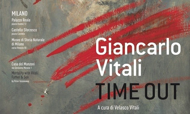 Time Out – Mostra di Giancarlo Vitali
