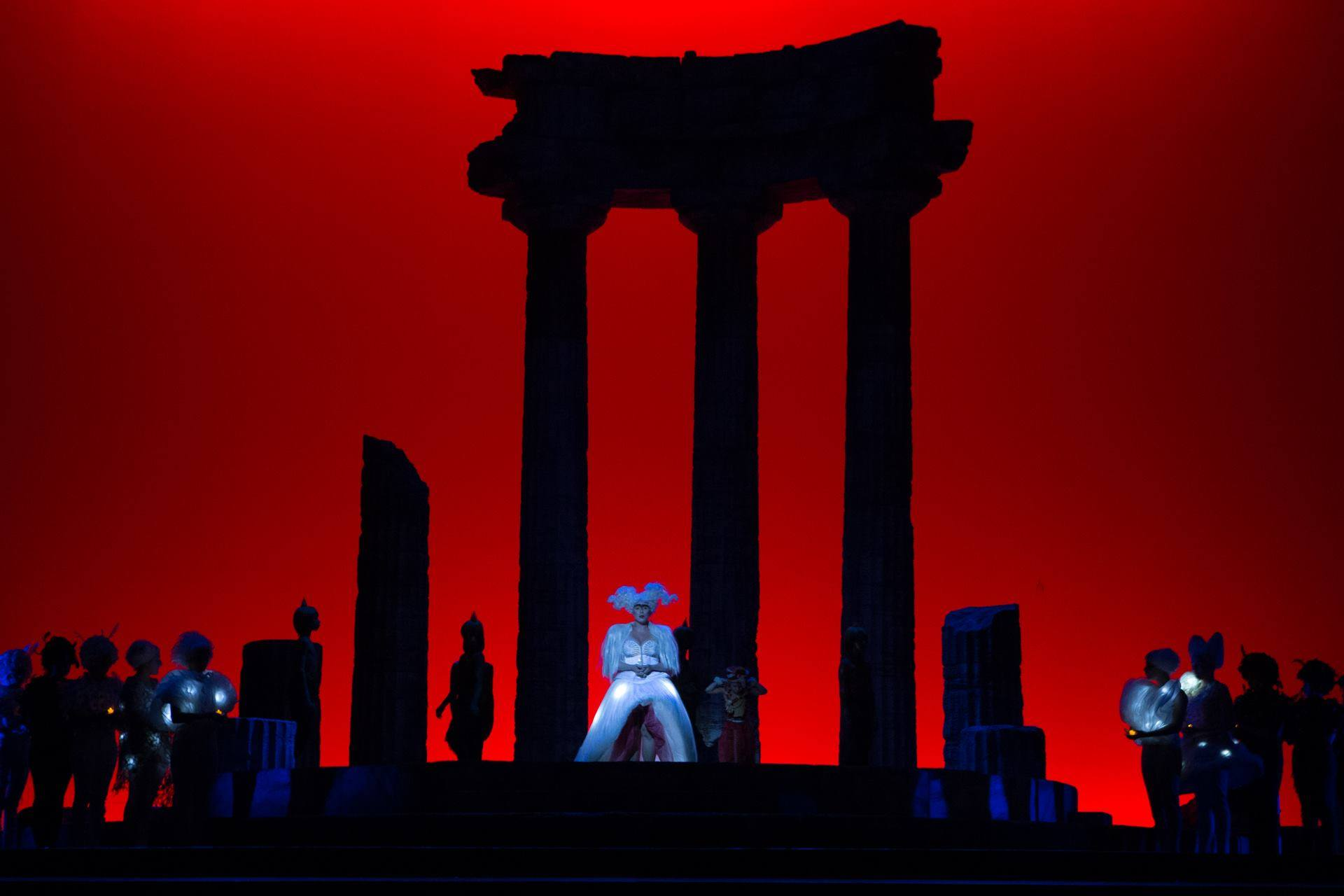 Midsummer Night Dream – Teatro Massimo – Palermo