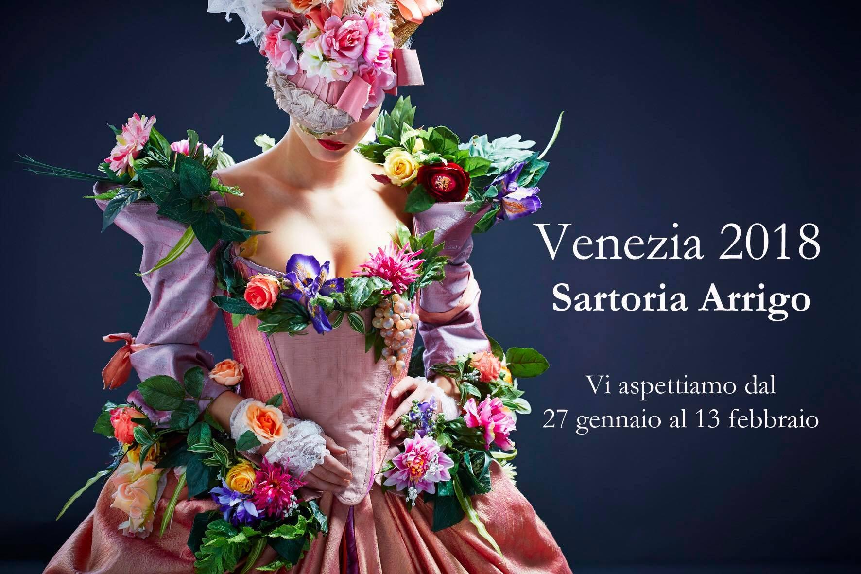 Venezia 2018 – Il Nostro Magico Carnevale